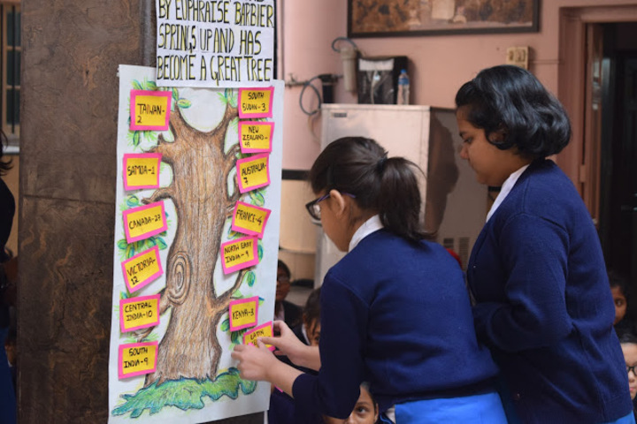 Our Lady Queen Of The Missions School-Activity