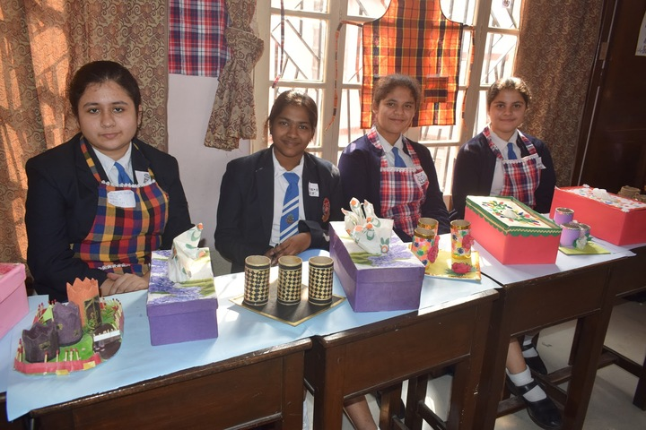 Our Lady Queen Of The Missions School-Art And Craft Exhibition