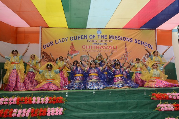 Our Lady Queen Of The Missions School-Dance Performance