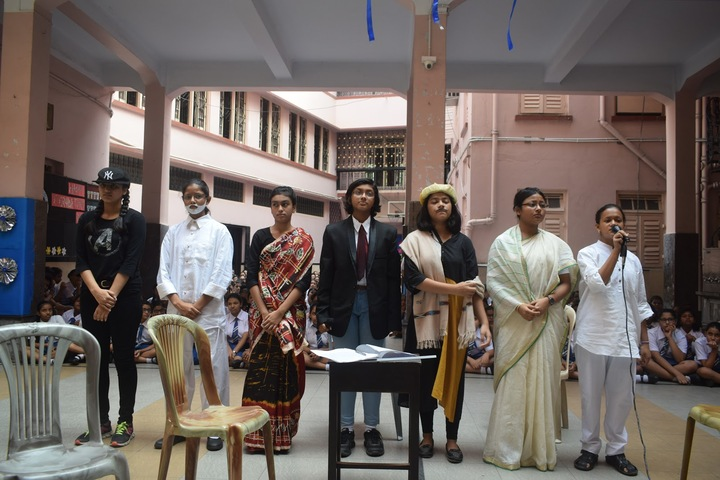 Our Lady Queen Of The Missions School-Drama