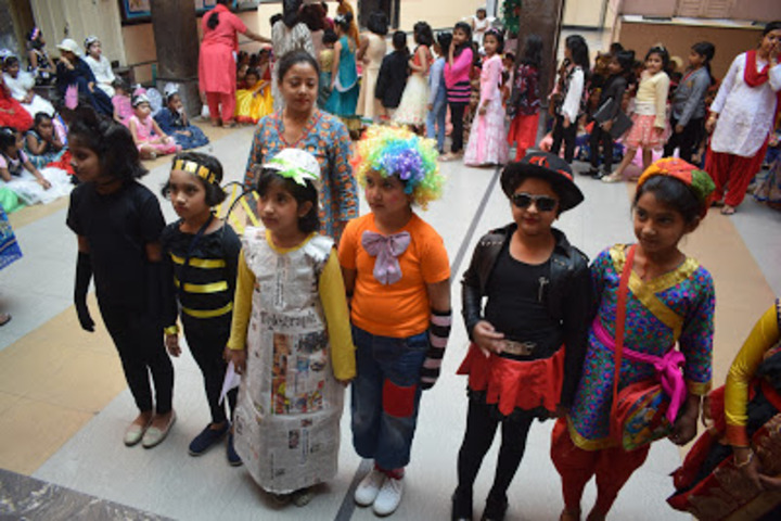 Our Lady Queen Of The Missions School-Fancy Dress