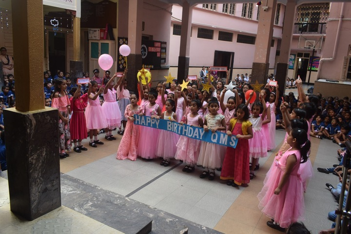 Our Lady Queen Of The Missions School-Foundation Day