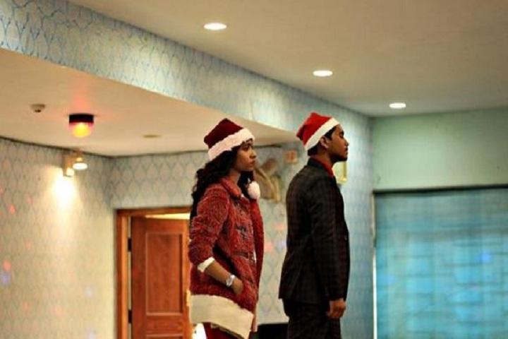 The Frank Anthony Public School-Christmas