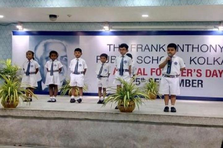 The Frank Anthony Public School-Kids