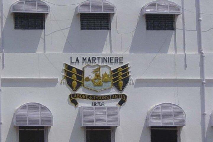 La Martiniere For Boys-school building