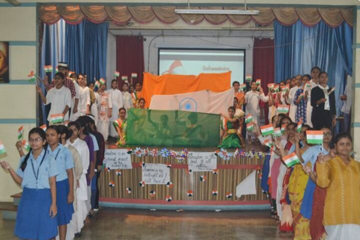 Loreto Convent-Independence Day