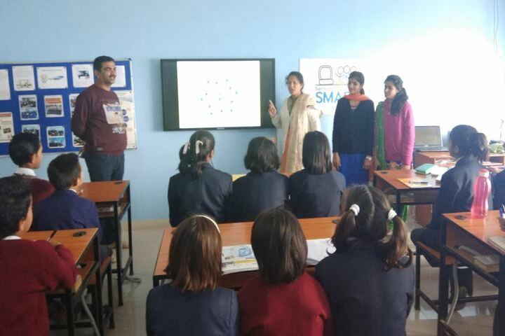 Jawahar Navodaya Vidyalaya No 2-Smart Class