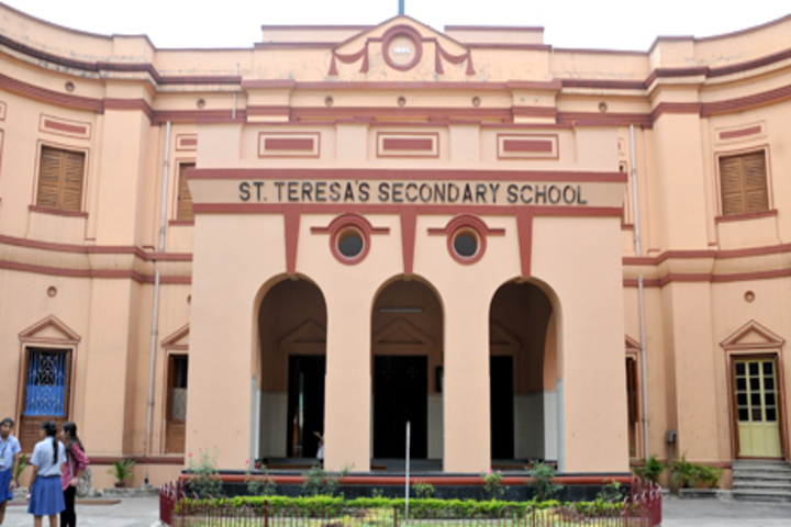 St TeresaS Secondary School-Building