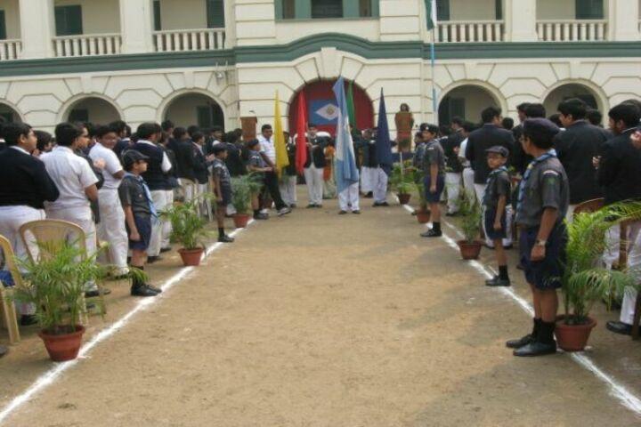 St XavierS Collegiate School-Republic Day