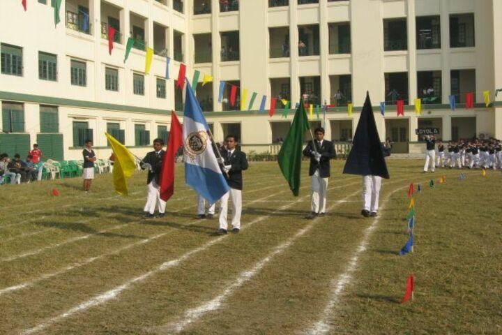 St XavierS Collegiate School-Sports Day