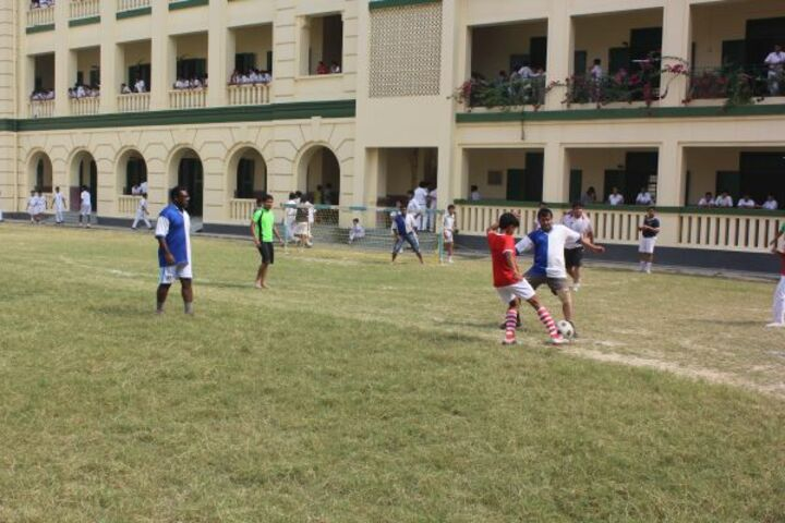 St XavierS Collegiate School-Sports
