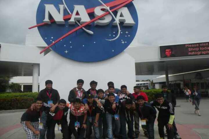 St XavierS Collegiate School-Trip To Nasa