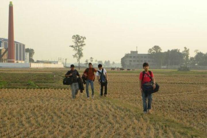 St XavierS Collegiate School-Trip To Village