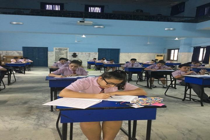 Armenian College And Philanthropic Academy-Classroom