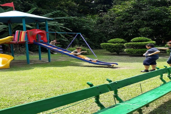 Armenian College And Philanthropic Academy-Play Area