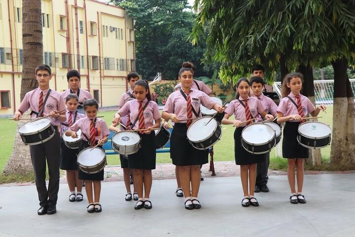 Armenian College And Philanthropic Academy-School Band