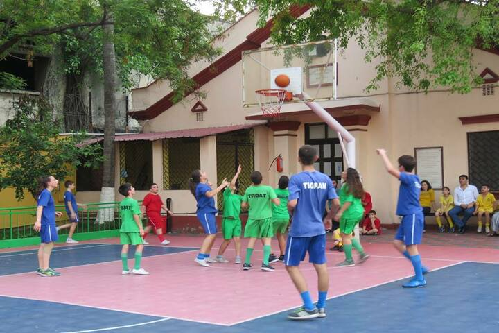 Armenian College And Philanthropic Academy-Sports