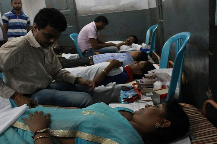 St  Augustines Day School-Blood Donation