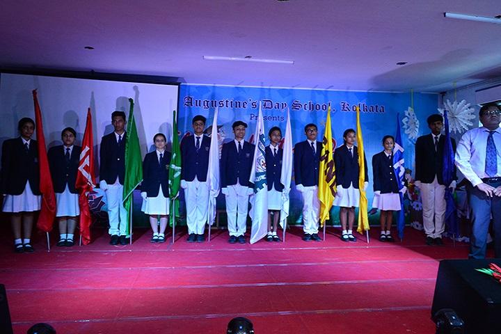 St  Augustines Day School-Graduation Day Celebration