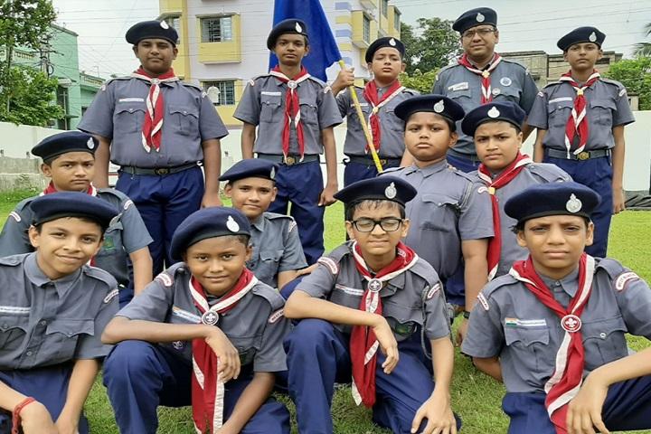 St  Augustines Day School-NCC Team