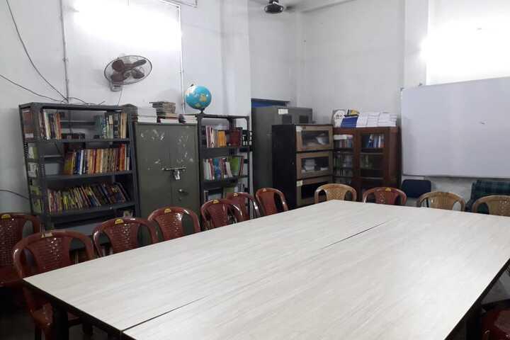 Albany Hall Public School-Library