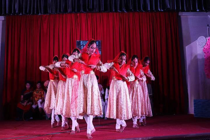 Grace Ling Liang English School-Dance