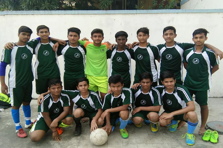 Grace Ling Liang English School-Sports Team