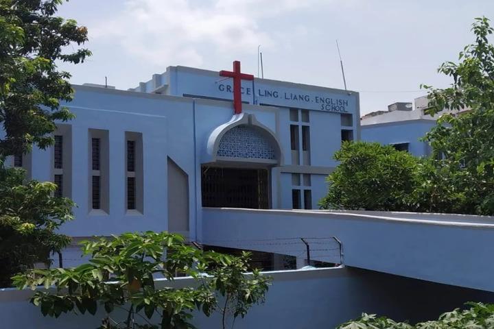 Grace Ling Liang English School-School Building