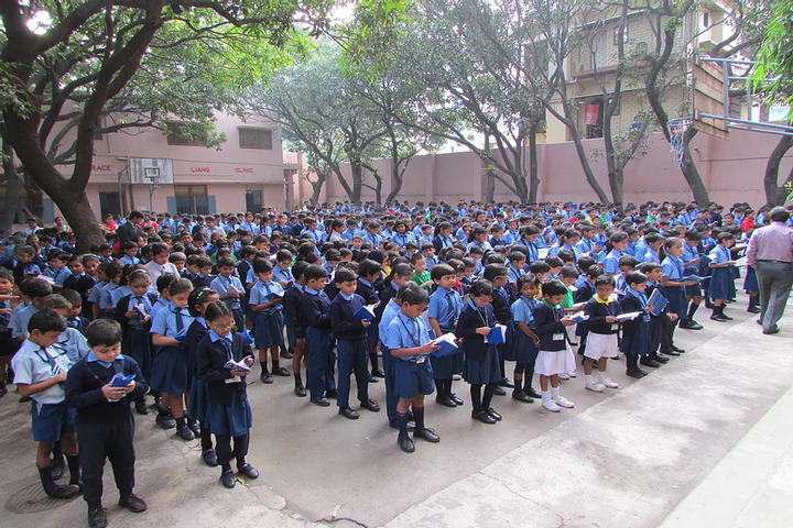 Grace Ling Liang English School-Assembly