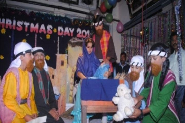 St Joseph And Marys School-Christmas Celebrations