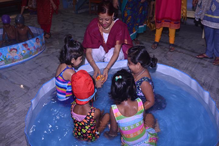 St Joseph And Marys School-Kids Water Fun