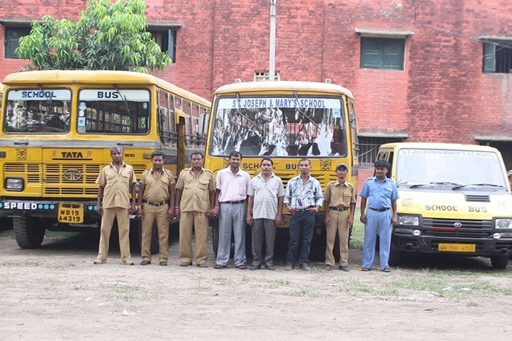 St Joseph And Marys School-Transport