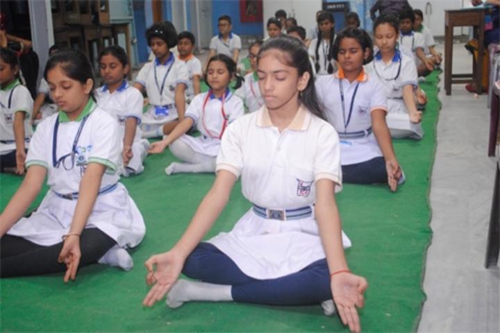 St Joseph And Marys School-Yoga Activity