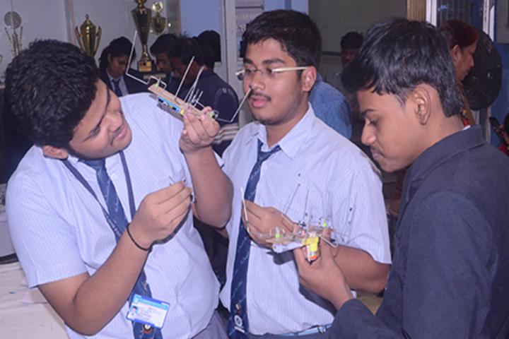 St Joseph And Marys School-Science Activity