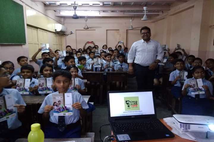Sri Ram Narayan Singh Memorial High School-Awareness Programme