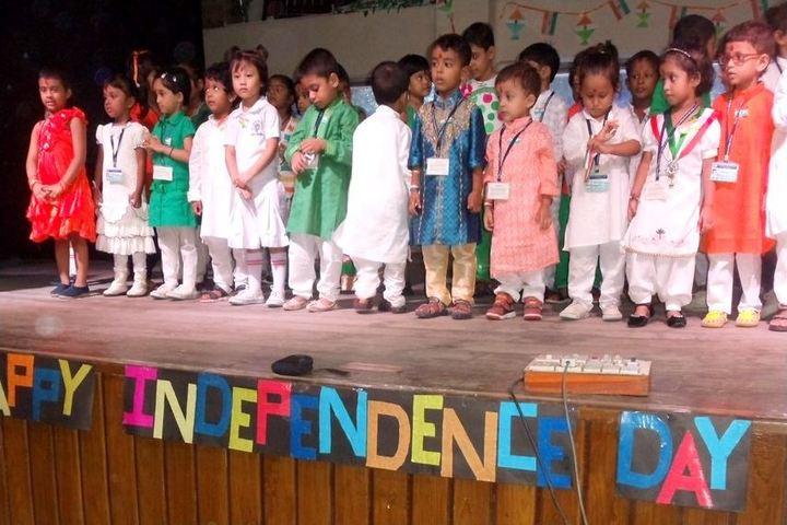 Sri Ram Narayan Singh Memorial High School-Independence Day