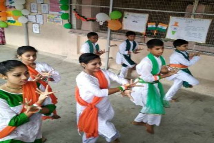 Sri Ram Narayan Singh Memorial High School-National Festival