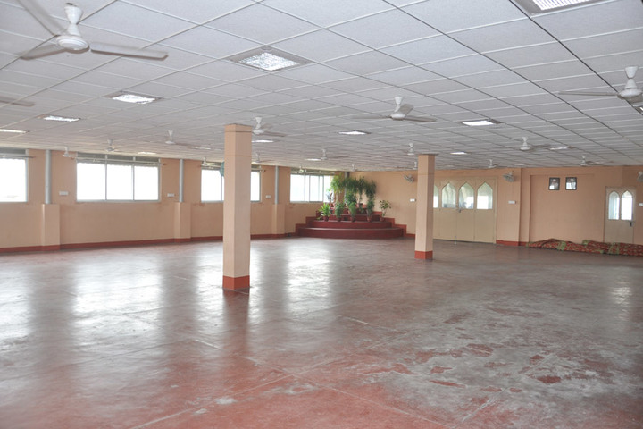 Saifee Golden Jubliee English Public School-Indoor Sports Room