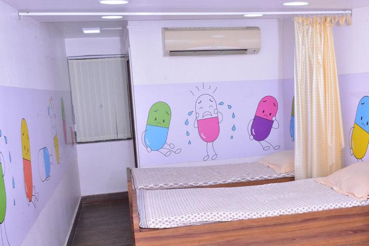 Saifee Golden Jubliee English Public School-Infirmary