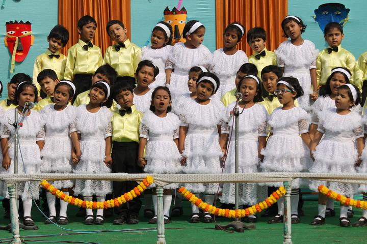 WWA Cossipore English School-Childrens Day