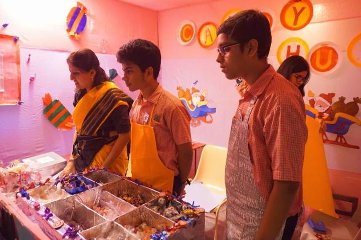 Dolna Day School-Food Fest