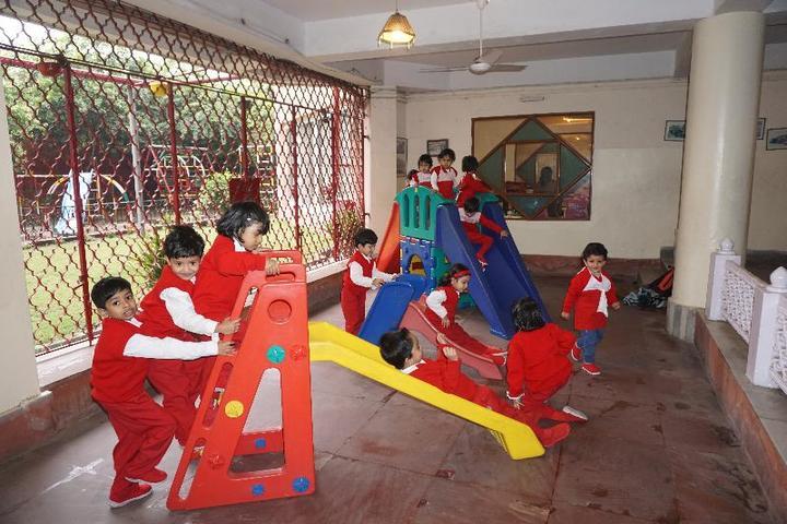 Dolna Day School-Play Area