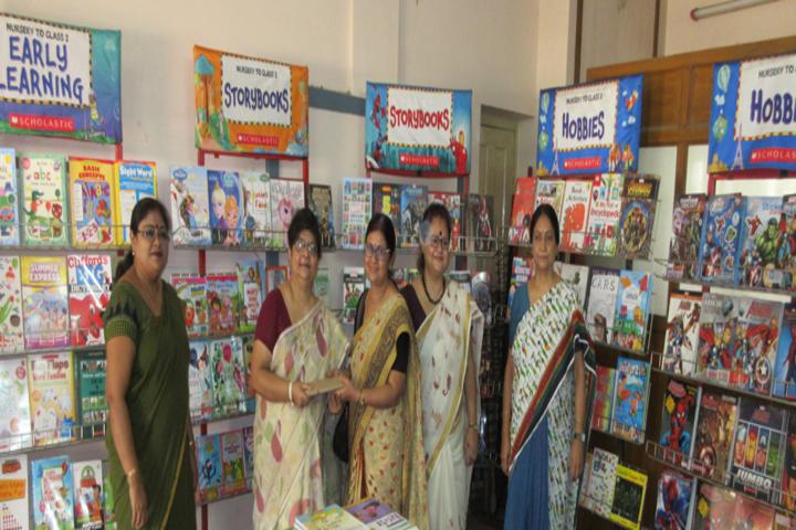 Sri Aurobindo Institute Of Education-Book Fair