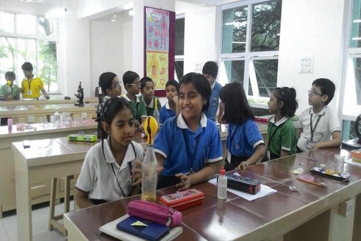 The Future Foundation School-Biology Lab