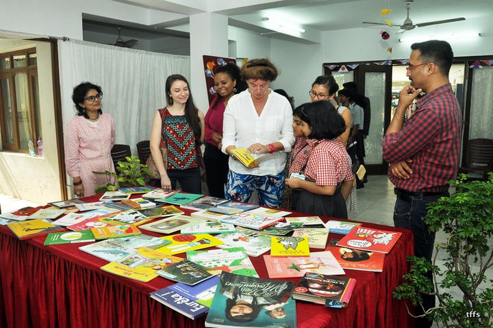 The Future Foundation School-Book Fair