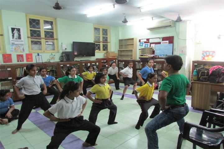 The Future Foundation School-Dance Class