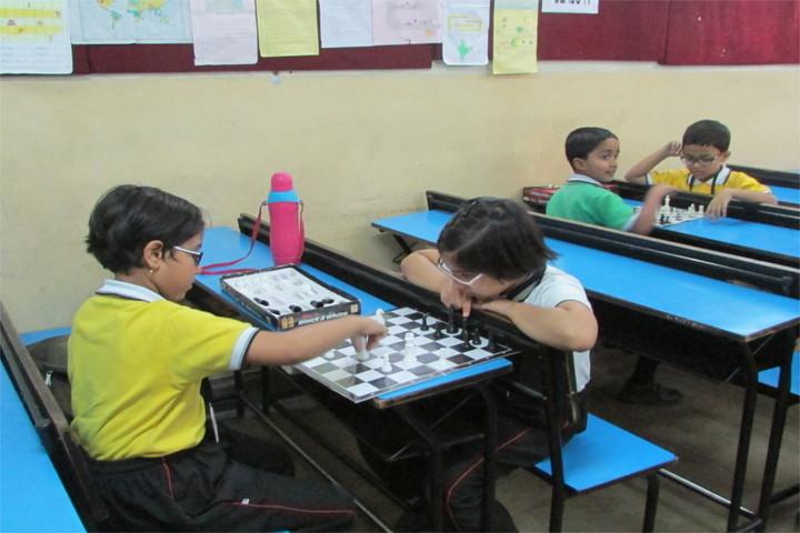 The Future Foundation School-Indoor Games
