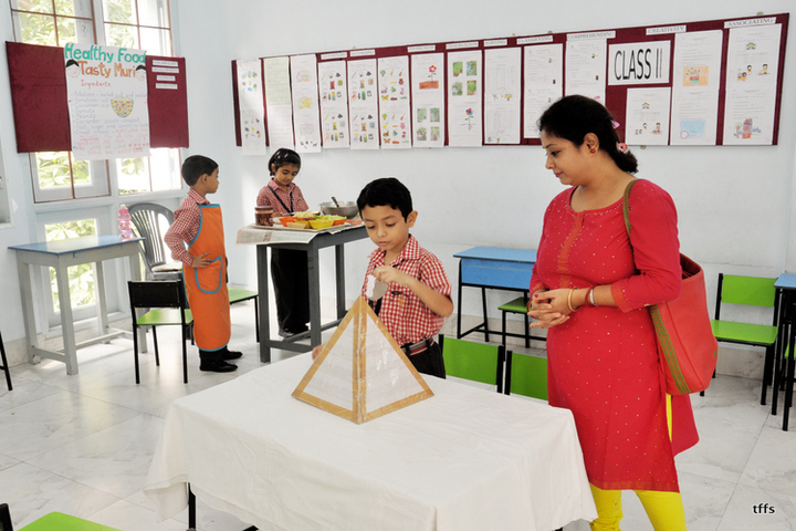 The Future Foundation School-Learning Pegeant