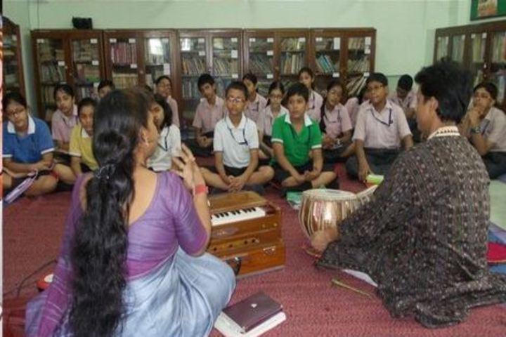 The Future Foundation School-Music Class