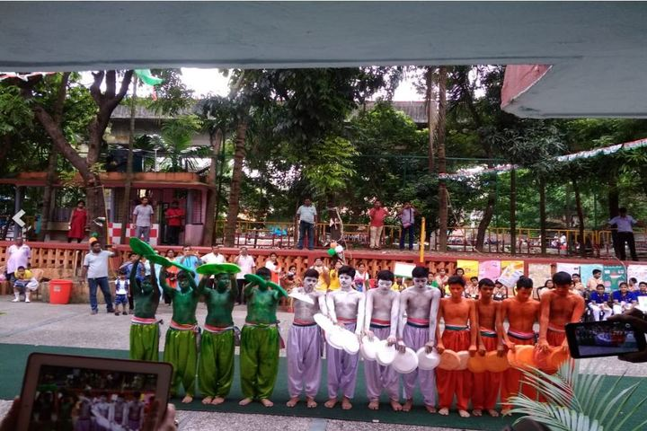 Mansur Habibullah Memorial School-Independence Day
